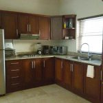 fully equipped kitchen in Cabarete vacation condo